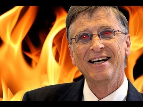Read it Will Be Removed: Proof Bill Gates is Linked to Ebola as it Hits Dallas, Texas! Global Depopulation Now in the Thrust as Funerals Homes and Hospitals Prepare for the Masses! (Life-Altering Video)