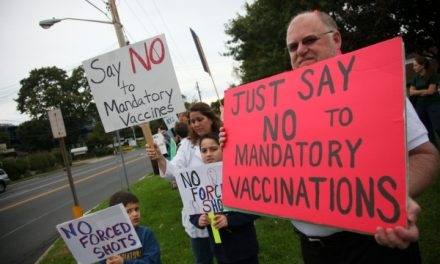 CDC Mandate Forces Vaccinations or Be…the Answer Will Floor You! Plus if Ebola Spreads Unvaccinated Children Will be Kicked out of School – They've Done it Before and They'll Do it Again…Here's Your Proof!