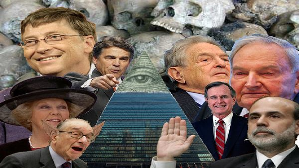Warning This Information Could Put you on a Hit List: Undeniable Proof the Bilderberg Group is Behind the Ebola Crisis…