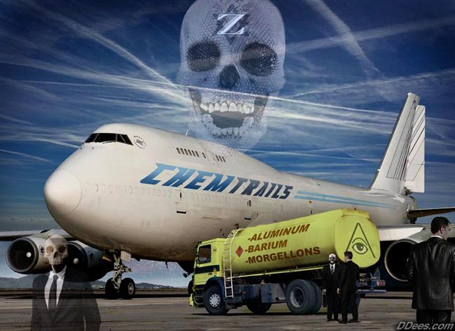 "New! Chemtrail Pilot Divulges Jaw-Dropping Information Including What They Intend To Do In the Future…""Invisible Chemtrails?"""