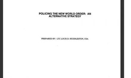 This is Huge! 100% Proof of the New World Order From Government Documents That Prove What the Intend To Do! Plus an Eerie Tie to September 11th! Indisputable!