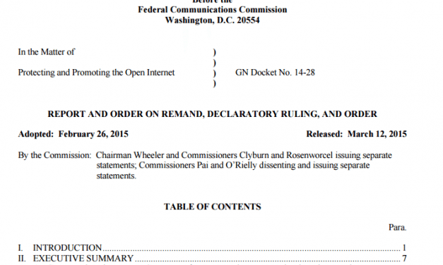 Danger!! Dark Side of Net Neutrality Revealed, all 400 Pages… Find Out What's Inside!