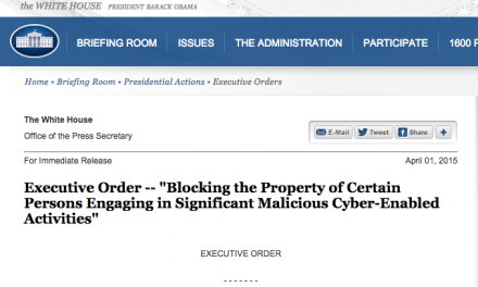 Cyber Threat National Emergency Declared by Obama! The Truth About Who They're Really After and Why…