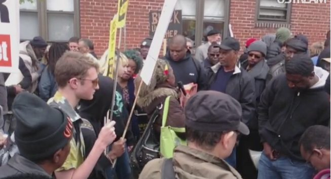 Breaking! Live Streams- Freddie Gray: Baltimore Protests! It's Getting Crazy!