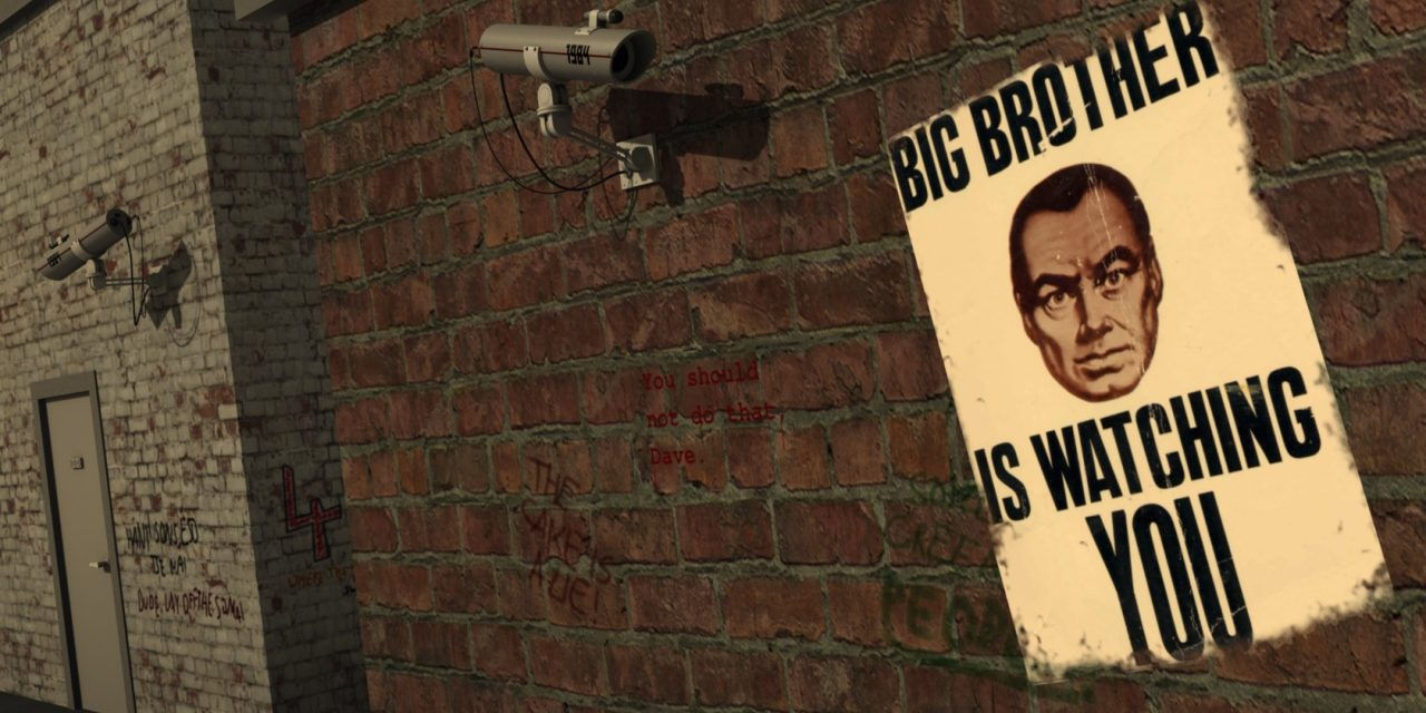 Read Before Banned!! George Orwellian Nightmare Now Coming True!