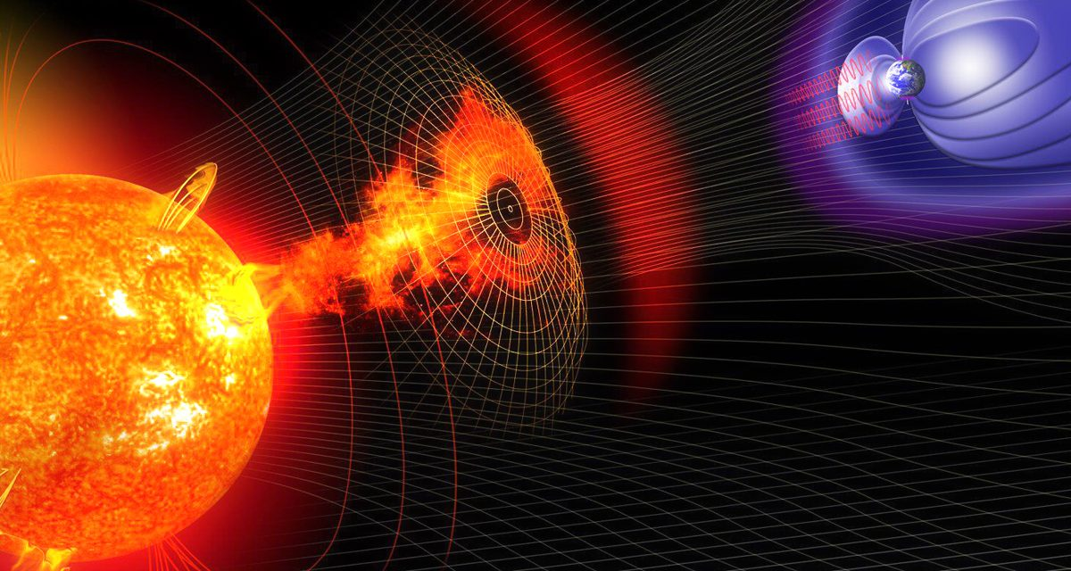 This Unnerving Document Harbors a Huge Hidden Secret About Massive Solar Storms and CME's… Wait Till You Hear!