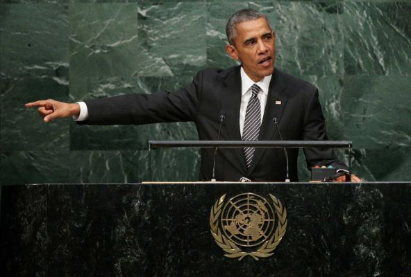 NWO Kicked Off!  Pope and Obama Address The U.N. Assembly—Here's The Real Message Behind Their Speech!