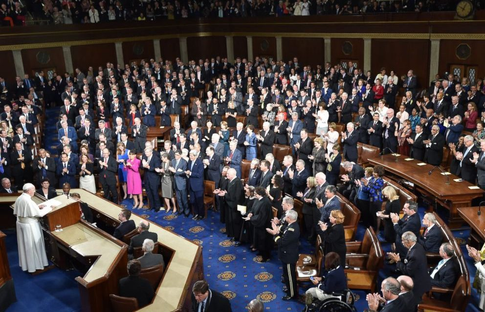 Pope Addresses Congress—Here Is The Real Meaning Behind His Speech! Next Move, The UN, Then The World