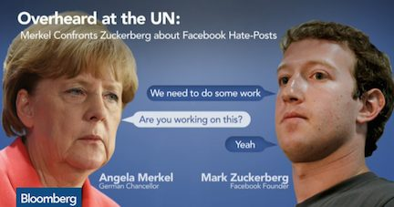 Facebook's Zuckerberg Busted On Live Mic Cutting a Deal With the Devil! Wait Until You Hear What He Agreed To…