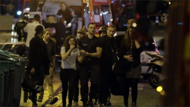 Coincidence? Paris Shooting Right Before Paris Summit and on Friday 13th? The Real Agenda Exposed and You're Not Gonna Like It!
