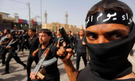 Insider Leaks Major New Intel About ISIS's Location and How To Survive What's Coming!