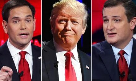 Donald Trump, Ted Cruz, and Marco Rubio Secrets That Have To Go Viral Before It's Too Late—Clinton Insider Leaks It All!
