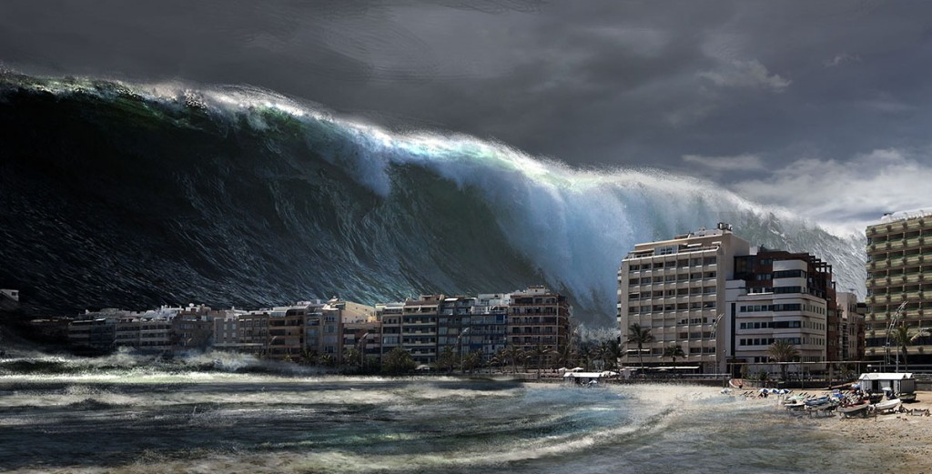 Scientists Prep American Northwest For Tsunami and Earthquake—We're a Ticking Time Bomb—Are You Prepared?