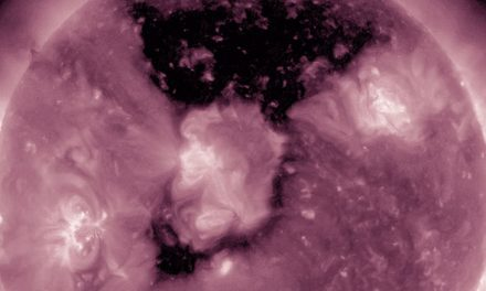 """NASA: """"There's a Monster Hole In The Sun!"""" As More Of Their Scientists End Up Dead…"""