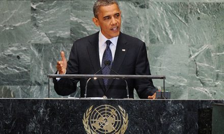 Obama Drops a Bombshell In His Final UN Address—His 'Triumphant Exit' Will Kill America