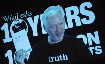 """They"" Got To Julian Assange!  Wikileaks Letdown Or Something Else?"