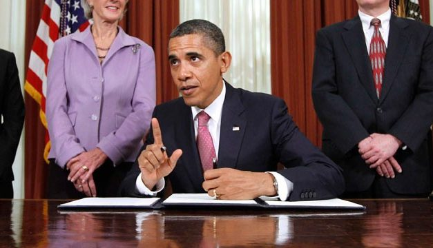 Breaking! Obama Signs Executive Order Preparing America For Cataclysmic Disaster Just In Time For the Election