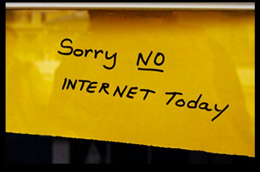 "GoodBye Internet—VP Says ""24 Hour Shut Down Attack Coming""— Who Will Survive?"