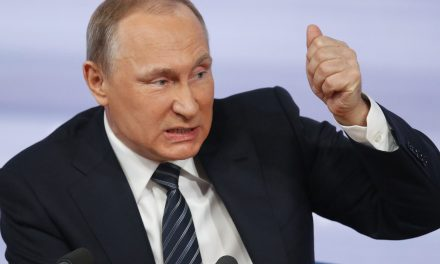 "Putin Lashes Out At Obama: ""Show Some Proof or Shut Up"""