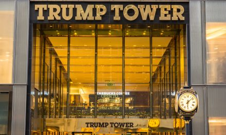 America In Shock By Who Was Just Seen Sneaking Around Trump Tower…