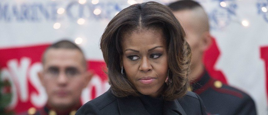 Congress Delivers Bad News to Michelle Obama On Her Way Out The Door! You'll Say AMEN!