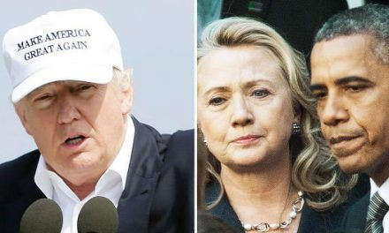 You Will Smile Ear To Ear—Trump With the Stroke Of His Pen Just Put Obama and Hillary In a Panic!