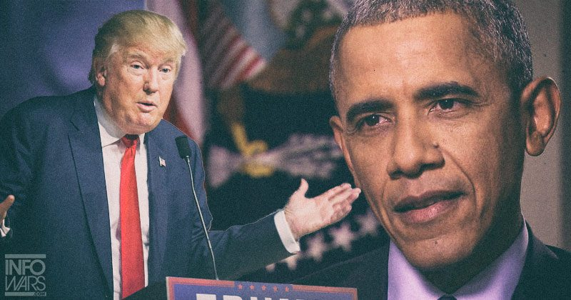 Obama Moves to Bunker and Prepares To Fight Trump—30,000 Man Activist Army Ready At His Command