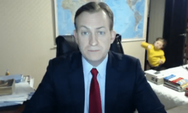 Ha Ha! BBC Live TV Interview Crashed By Kids and a Stressed Woman! You Have To See This!