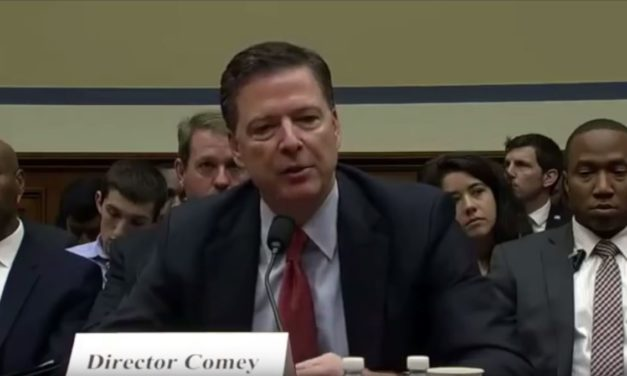 Democrats DONE FOR! James Comey Just Ended All Russian Lies With One Little Word…
