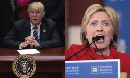 HALLELUJAH IT's OVER! Trump Just Tweeted A Message That'll Scare Hillary TO DEATH!