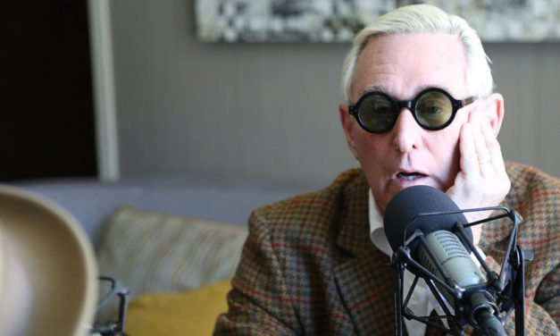 "What! Roger Stone Assassination Attempt TWO, Angelina Jolie Makes Bizarre Rant, NY Times ""Whites Raise Racists Kids"""