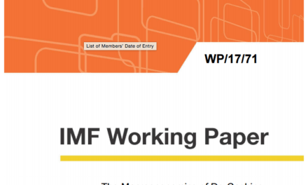 WWIII On The Brink and BANG IMF Seizes Opportunity To De-Cash and Financially Enslave Us All—DOCUMENT PROOF