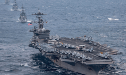 IT'S NOT OVER: China & Russia Send Ships After U.S. Aircraft & PUTIN Moves Military To N. Korea