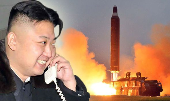 Kim Launched Another Missile—Guess Which U.S. States This Admiral Says Are His Targets?