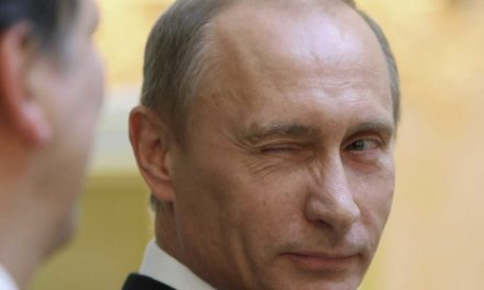 What On Earth Did Putin Just Say About The U.S.—Something FISHY Going On…