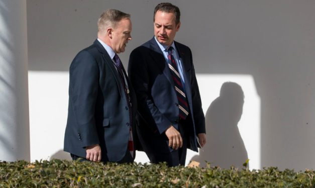 Are Sean Spicer and Reince Priebus Next On Trumps Chopping Block? You'll Be Surprised!