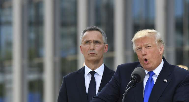 Trump Turned To NATO, Said One Thing, and Then All Hell Broke Loose…