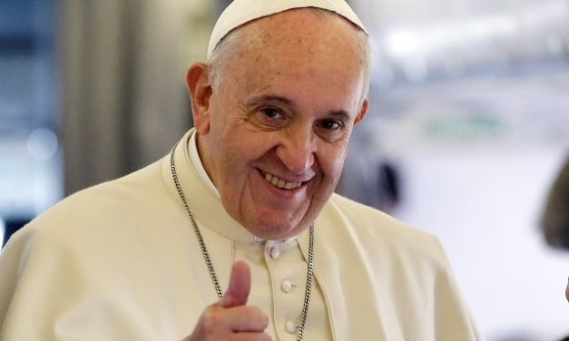 """Pope Francis Warns Against """"INVASION"""" Of…WARNING, You'll Have Bad Thoughts After This…"""