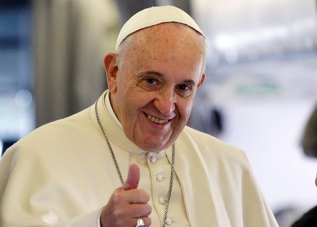 "Pope Francis Warns Against ""INVASION"" Of…WARNING, You'll Have Bad Thoughts After This…"