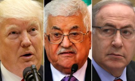 Prophecy EXPLODES!! Trump Just Got Israel And Palestine To Agree On The Impossible…