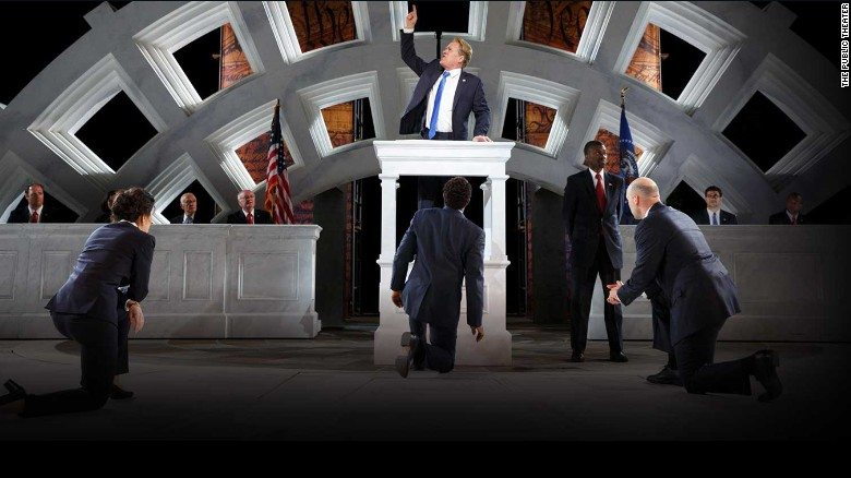 """NY Theater KILLS President Trump Then Gets Hit With """"Karma""""—You'll Love This…"""