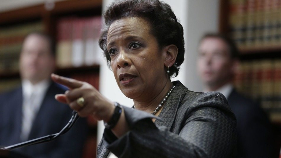 """Loretta Lynch Got """"Lynched:"""" Look What The Trump Administration Is Gonna Do To Her…"""