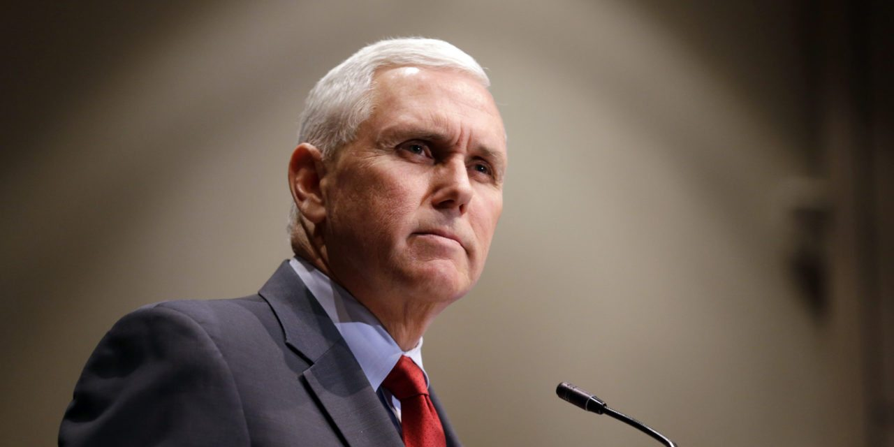 "Mike Pence Made a ""Bloody Miracle"" Happen and The Media Wont Even Report It…"