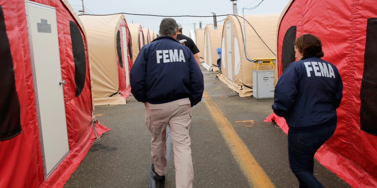 """FEMA Unpublished Report Reveals """"SOMETHING"""" They Want Kept Under Wraps…"""