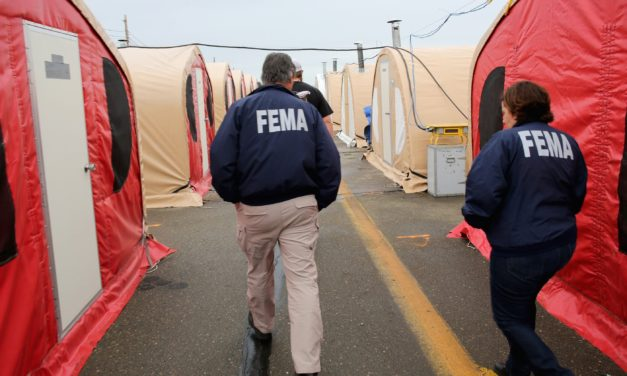 "FEMA Unpublished Report Reveals ""SOMETHING"" They Want Kept Under Wraps…"