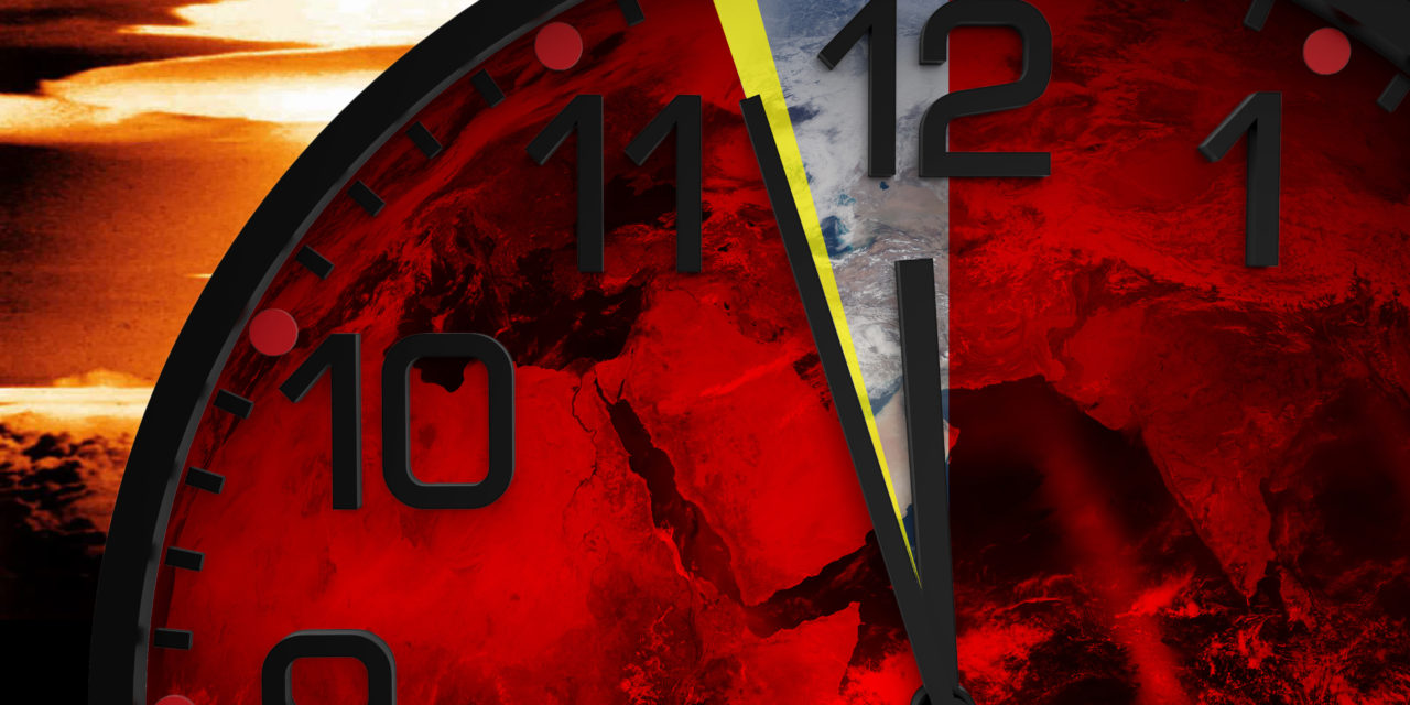 This Doomsday Map Is Causing The Elite To PANIC—They're Running Scared!