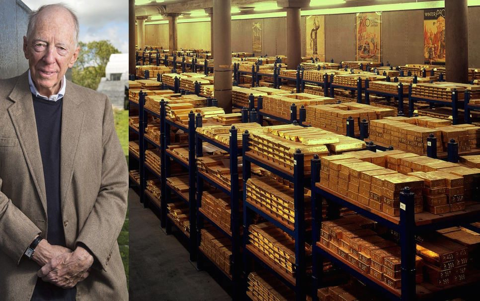 A-L-E-R-T: Rothschild Pulls ALOT Of Money Out Of U.S.—Ominous Things Are Coming…