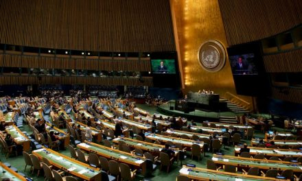 All Is Quiet On The United Nations Front, Until Now! 72nd General Assembly In NY—Guess What's On The Agenda…
