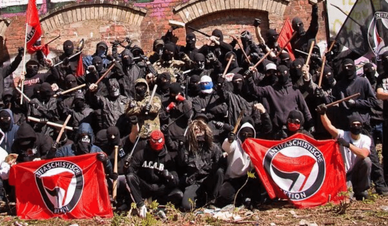 BOMBSHELL: Antifa's Planning Violent Civil War To Overthrow Government—MSM Refuses To Air Proof…
