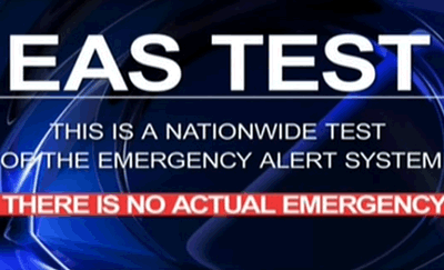 HUM? Mandatory FEMA Nationwide Test CONDUCTED Today, Sep. 27th…Is Trouble Coming?